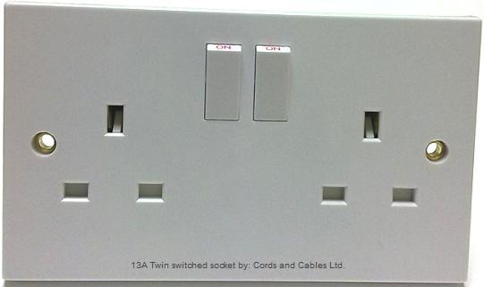 Superb Electrical Wiring Accessories Wall Plate Switches Switched Sockets Wiring Cloud Tziciuggs Outletorg