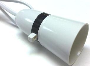 B22 bc bayonet cap bakelite lamp holders bc bakelite phenolic 3174 12 prewired bc t1 push bar lamp holder for table lamp aloadofball Gallery