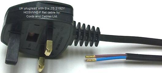 Prewired Uk Plugleads  U0026 Powercords